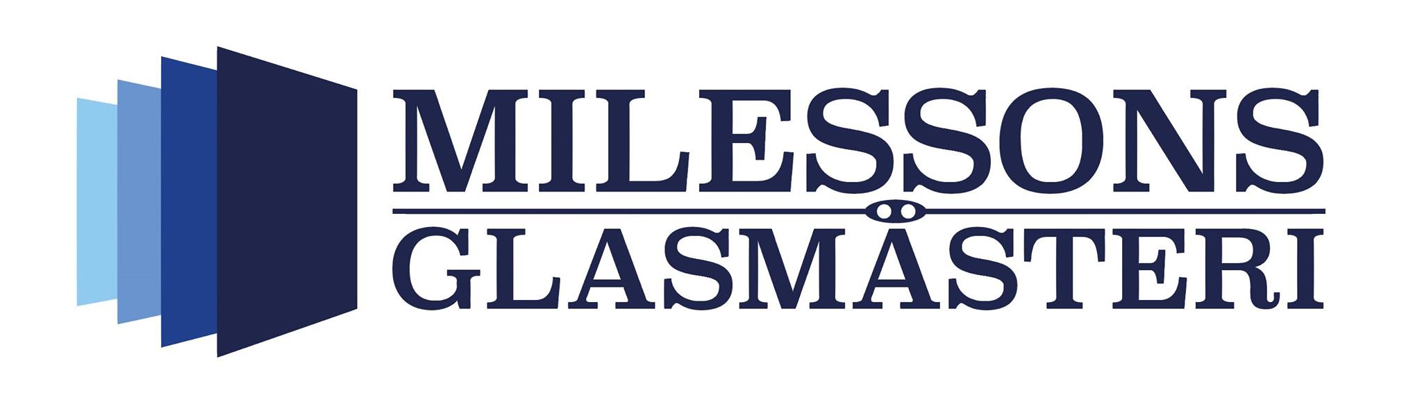Milessons Glasmästeri AB Logo